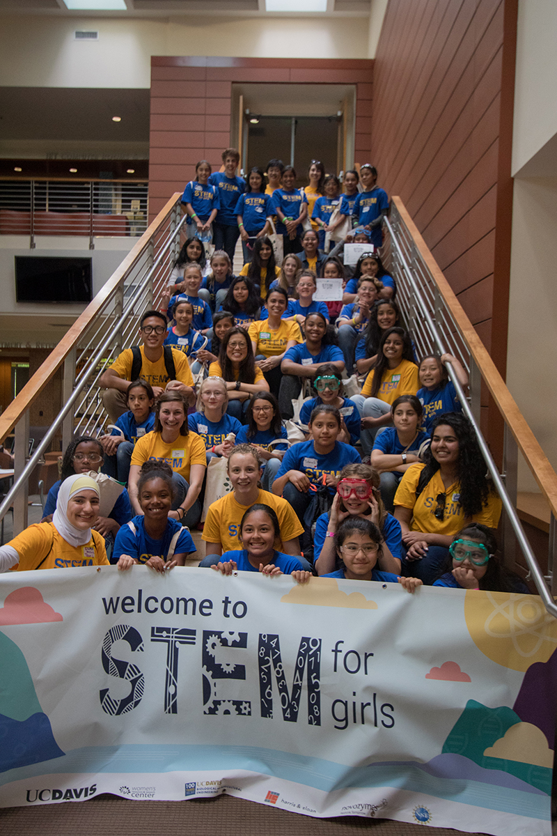 STEM for Girls 3